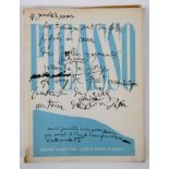 Picasso (Pablo) Pablo Picasso: 1930-1935, contributions by Man Ray, Andre Breton, Salvador Dali et