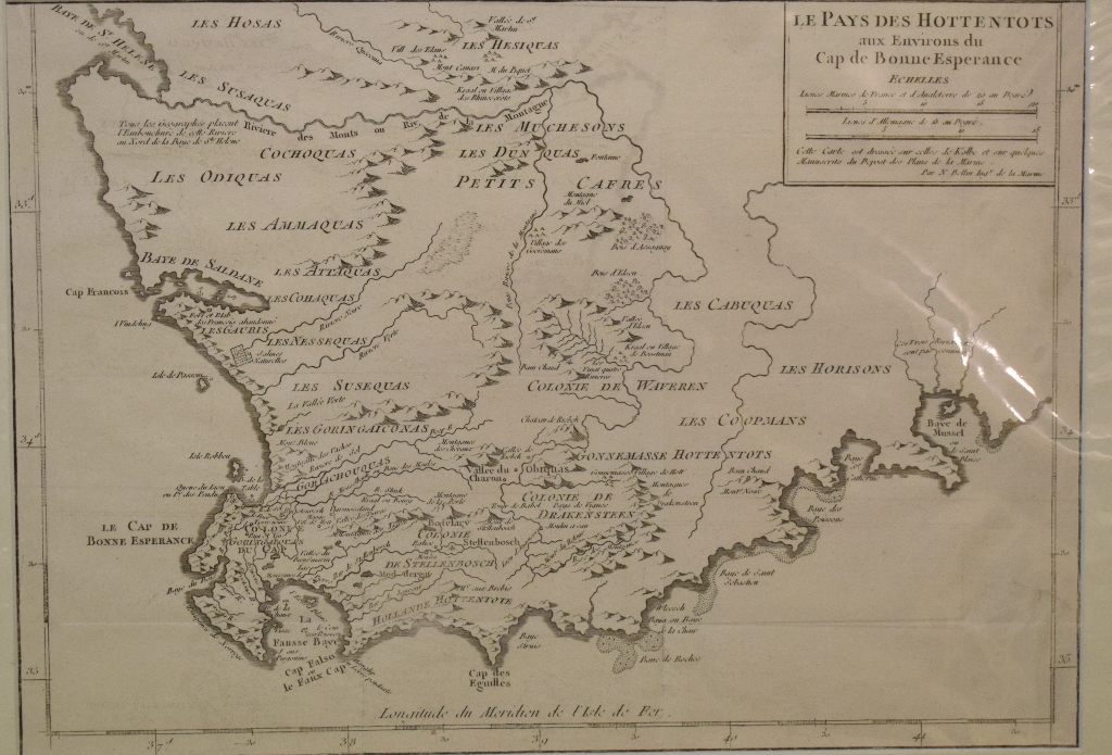 Lot 77 - Europe. A coloured map, Europa Antiqua, mounted, 32 x 46 cm, two Bellin Ocean World Cross Winds