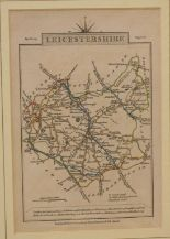 Lot 100 - Eighteen John Cary county maps, all mounted, each approx. 15.5 x 10 cm (18)