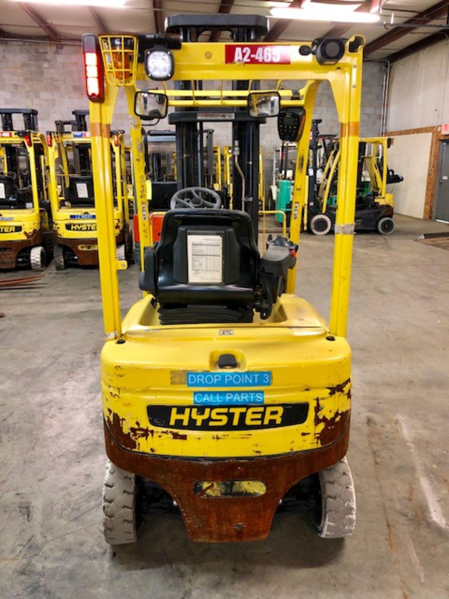Lot 5 - Hyster forklift J40XN w/48V battery