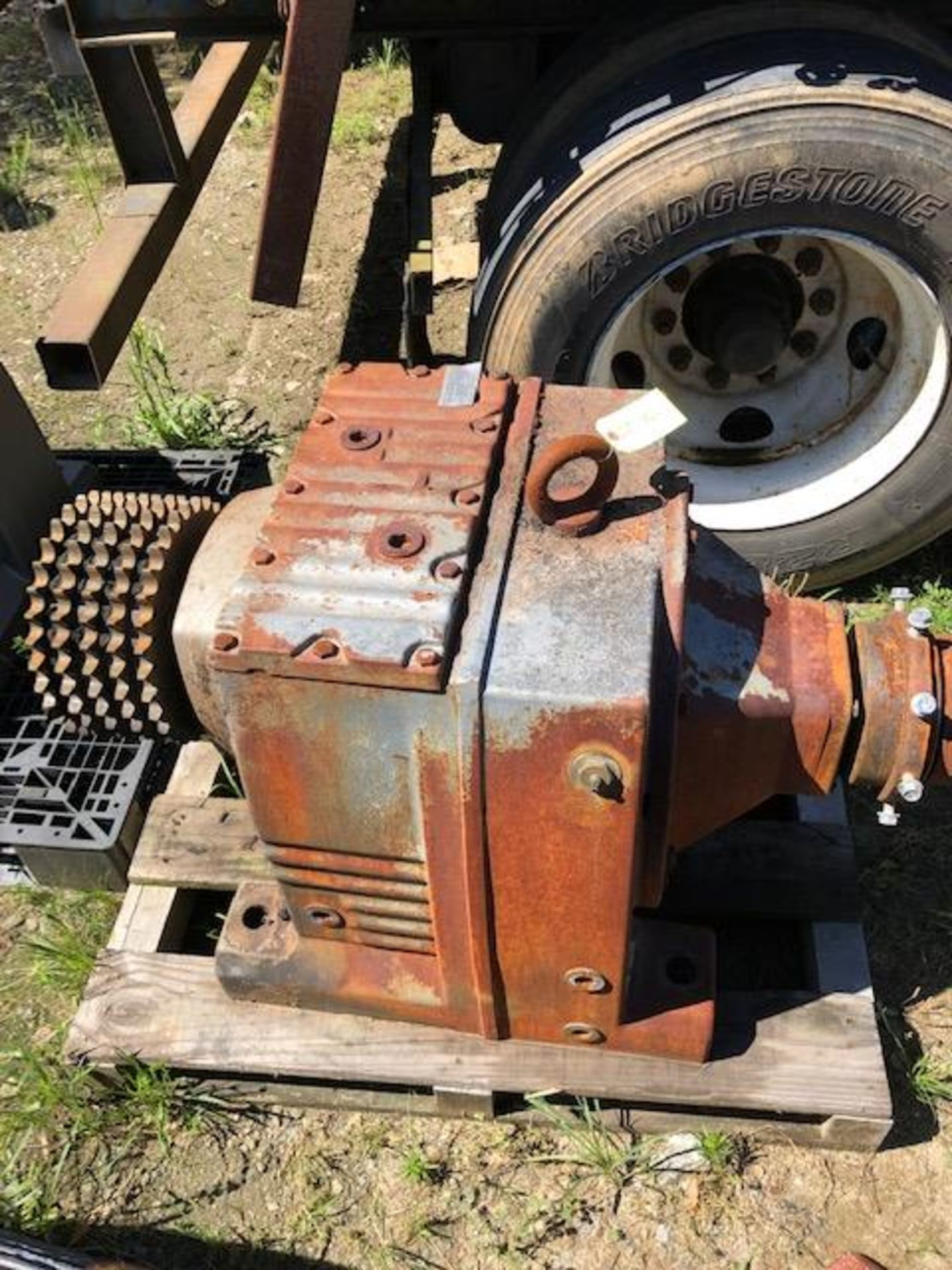Lot 64 - Sew Euro Drive Gear Boxes
