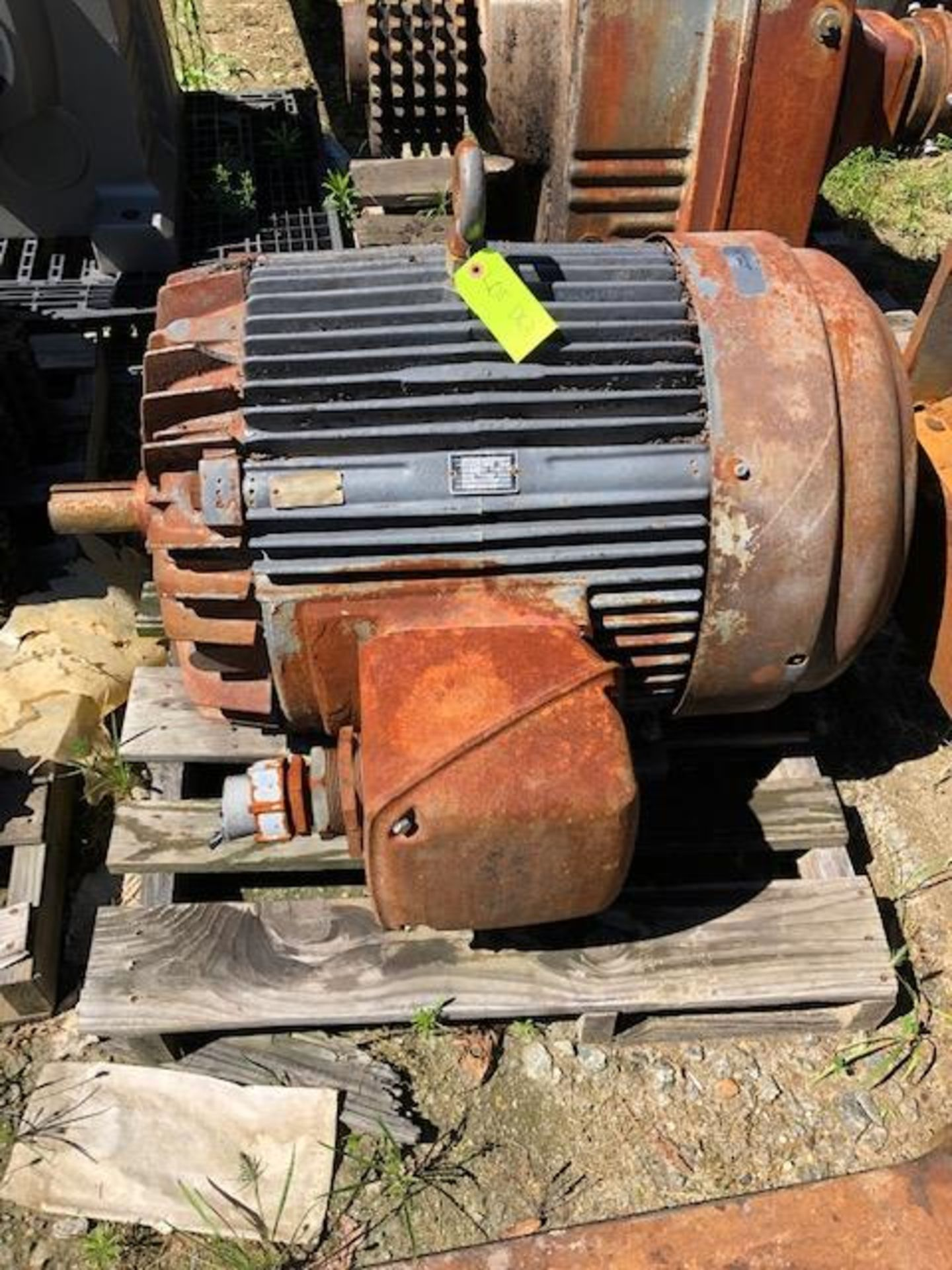 Lot 63 - Lewis Allison Electric Motor