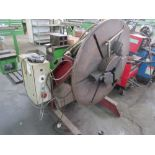 Lot 1004 - MPE rotating welding stand