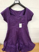 Lot 210 - Mileeo Fashion ladies dress SIZE XXL