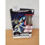 Lot 53 - Air Hogs Sniper Drone remote controlled