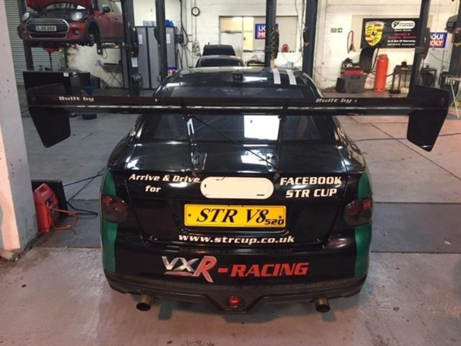 Lot 35 - VXR8 HOLDEN COMMODORE ls3 V8 6.2 FULL RACE CAR OVER 500 BHP
