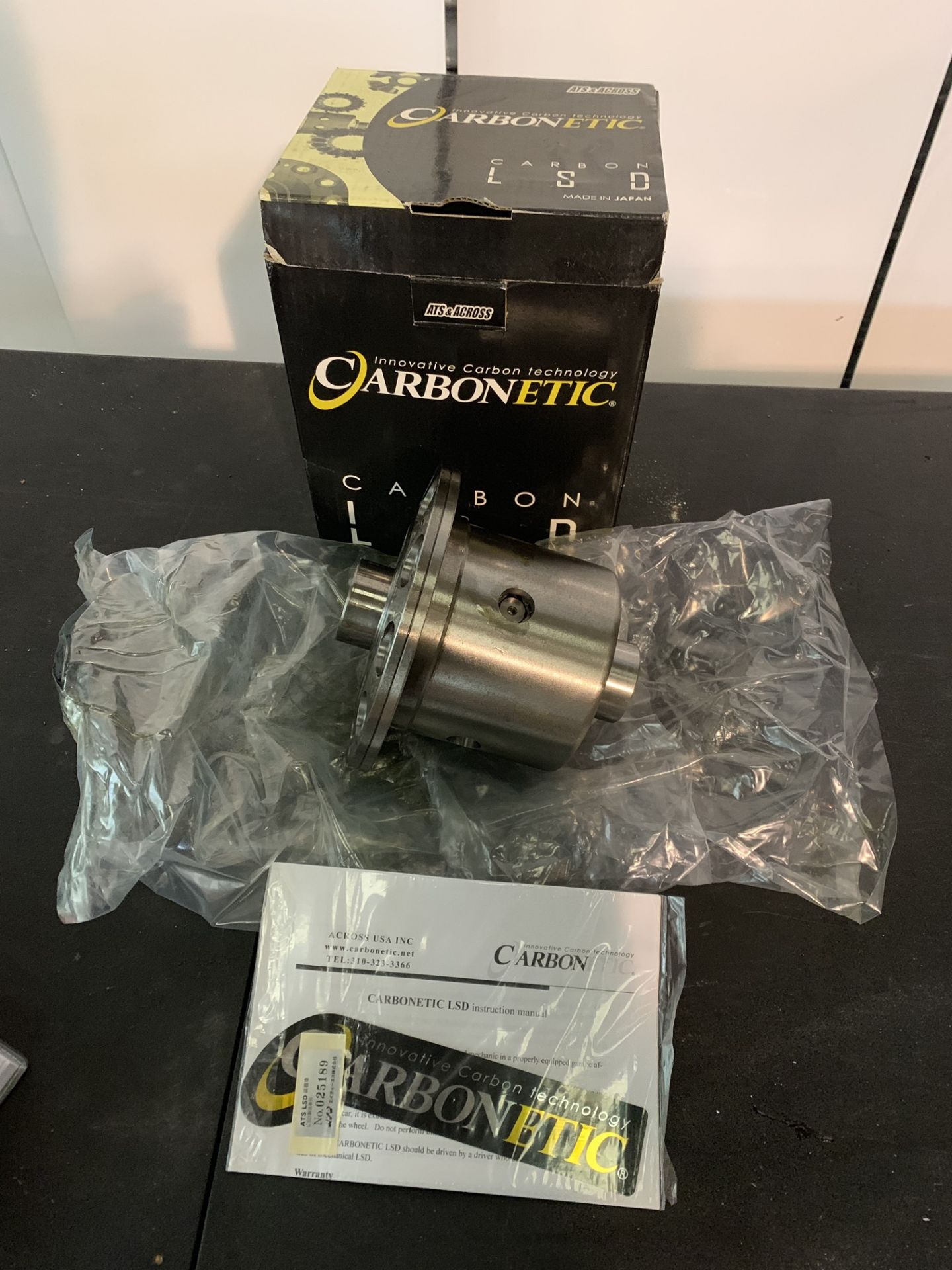 Lot 31 - LIMITED SLIP DIFF BOXED AS NEW FOR BMW E36 -M3 - ACBRA9511