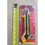 SNAP OFF KNIFE 25mm OLFA XH-1
