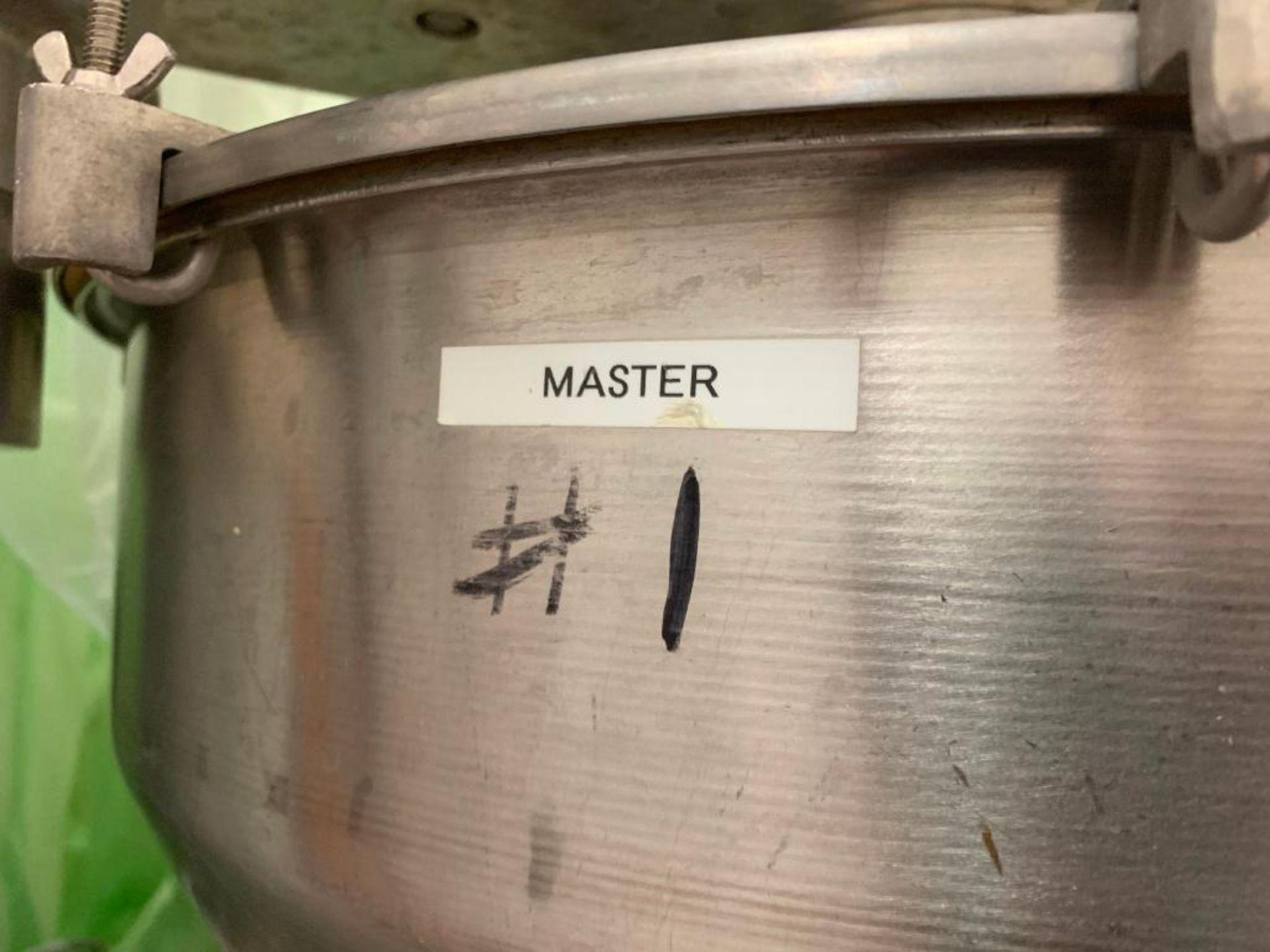 Lot 96A - Spee-Dee servo auger filler. (Located in Manawa, WI)