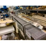 Lot 144 - Dorner aluminum conveyor. (Located in Kenosha, WI)