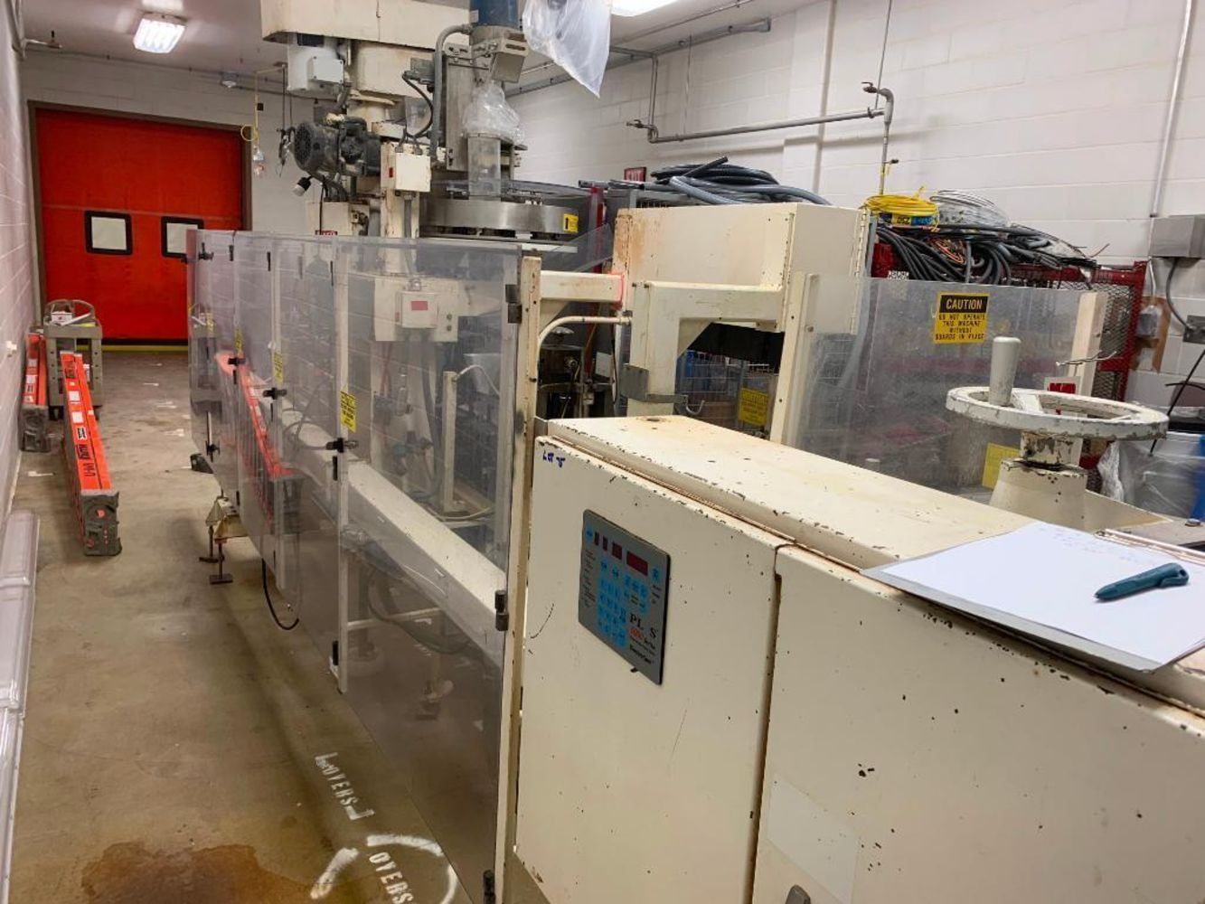 Corporate Auction Group and TreeHouse Foods Inc. offer packaging, bottle filling, snack food manufacturing and packaging equipment at auction