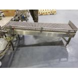 Lot 252 - Gravity reject decline conveyor - (Located in Waseca, MN)