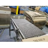 Lot 255 - Gravity reject decline conveyor - (Located in Waseca, MN)
