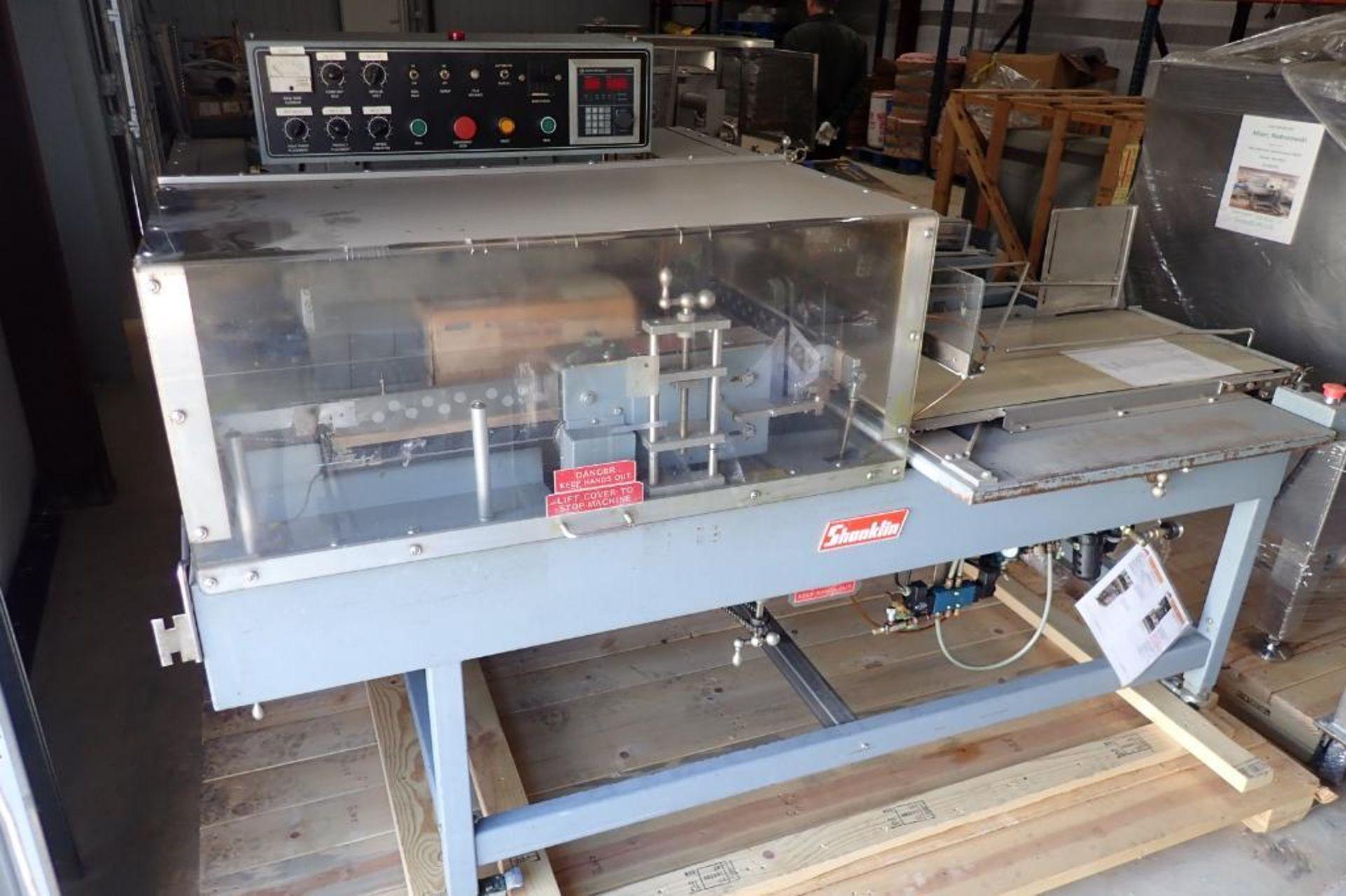 Lot 44 - Shanklin L-bar sealer - (Located in Fayetteville, AR)