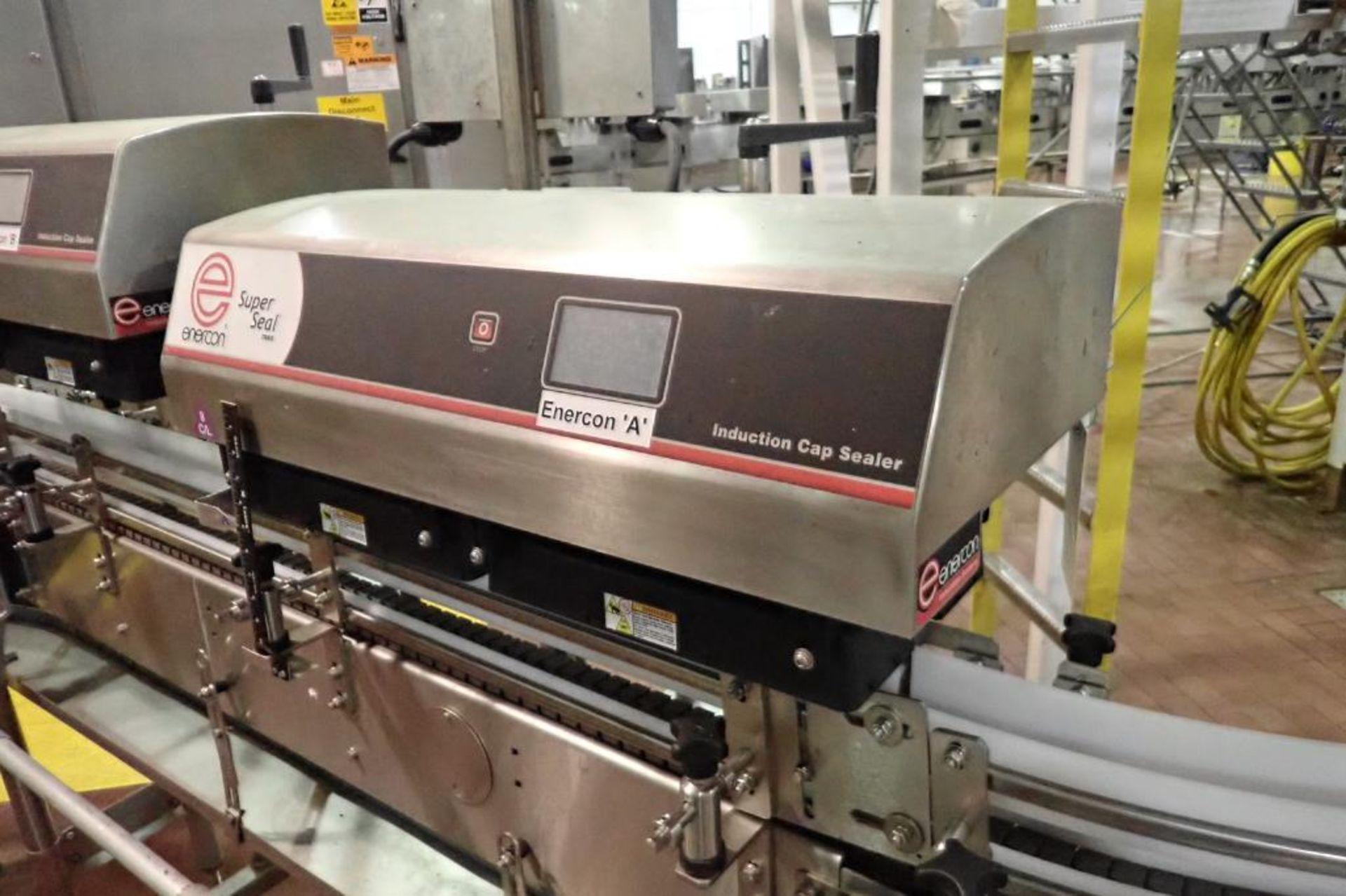 Lot 125 - Enerconsuper seal max induction cap sealer - (Located in Newport, TN)