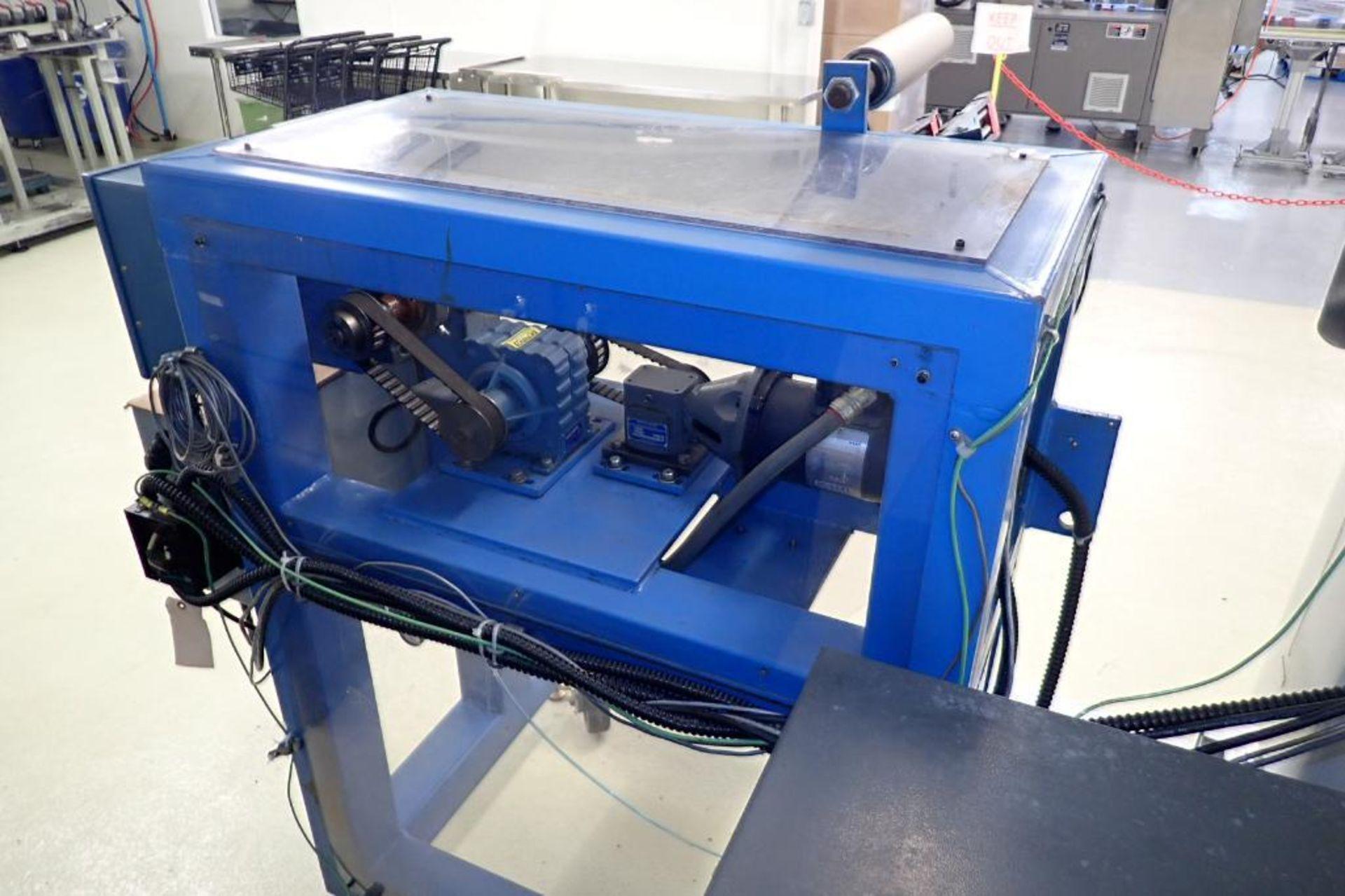 Lot 14 - Control Dynamics nip roll and bond drive, bonding/coating machine, 14 in. wide rolls, not