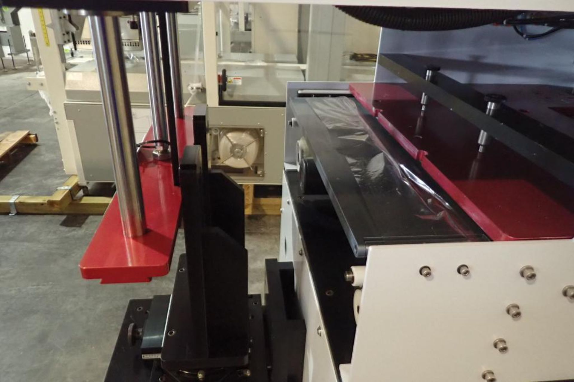 Lot 38 - 2015 Printex G8-150 double-action/wide pad printer, programmable controller and user-friendly