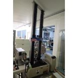 Lot 15 - MTS Sintech tensile strength tester, Model 2/S 20 in./min, SN 2S/992/053, 120 volt, 1 ph. {