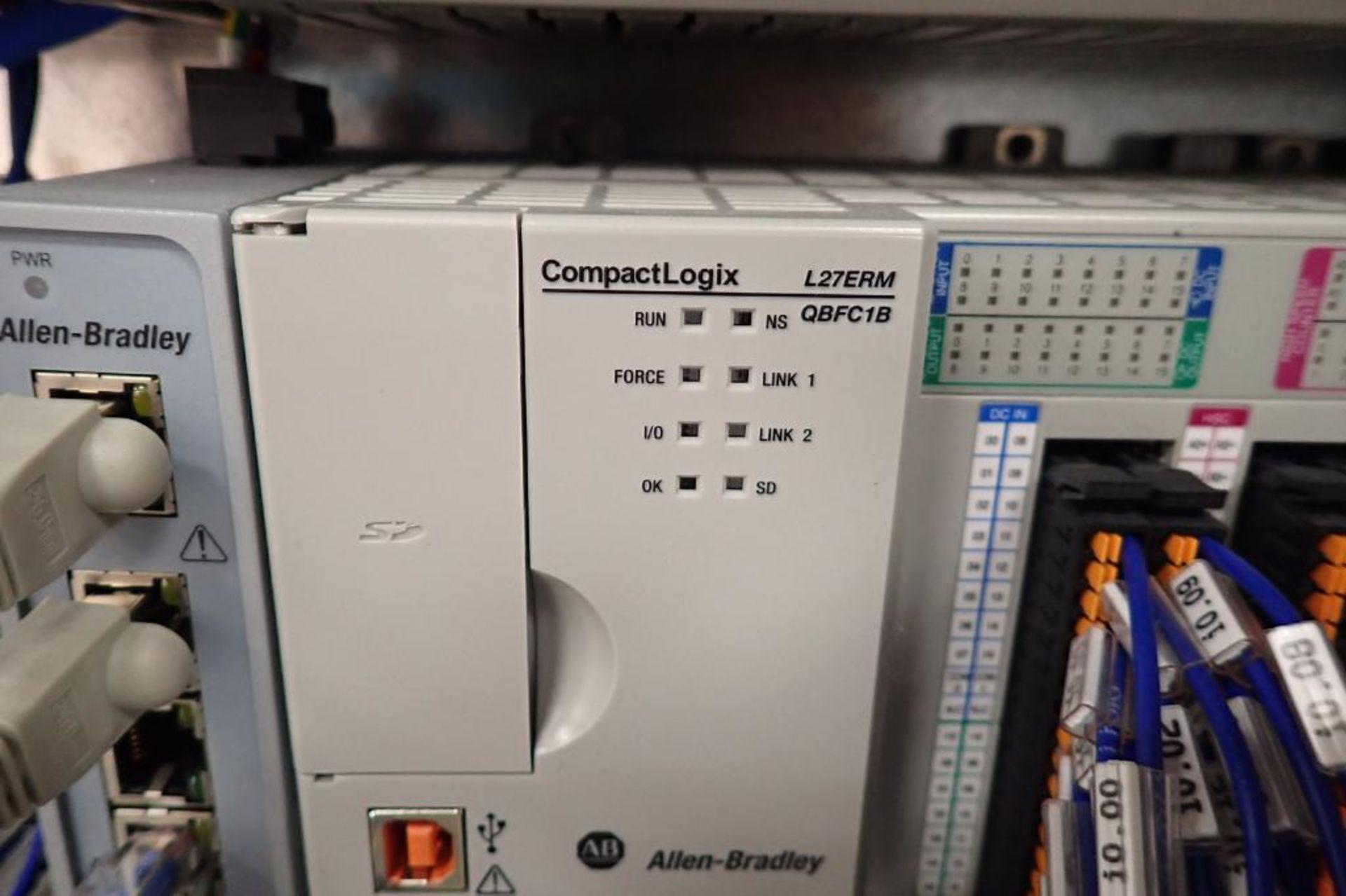 Lot 5 - 2015 Comec pad printing machine, Model KE166CE130, SN 10617, 6 spot, Allen Bradley panelview plus