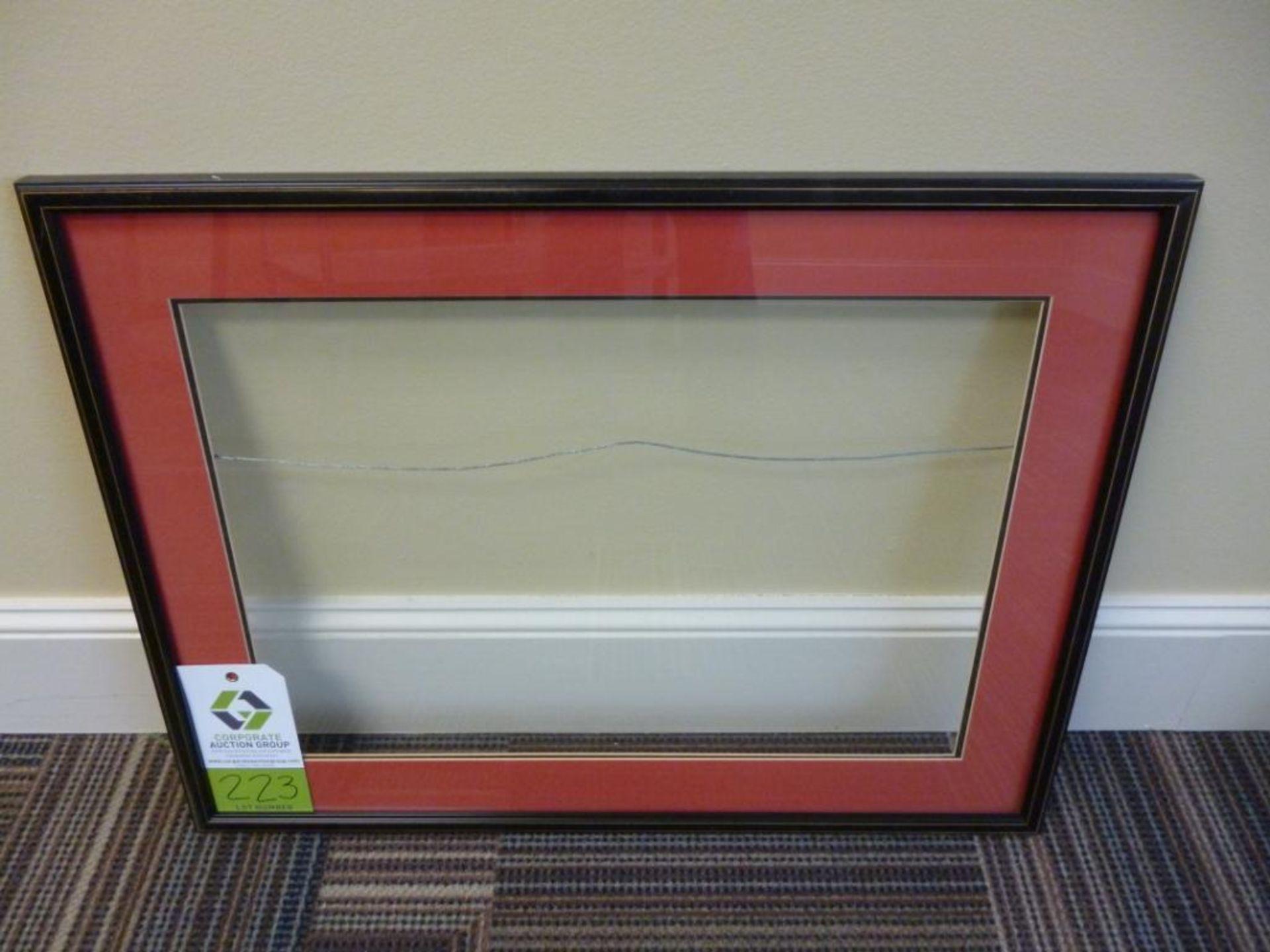 Lot 3223 - Artist: size: 28 x 21 Notes: Frame