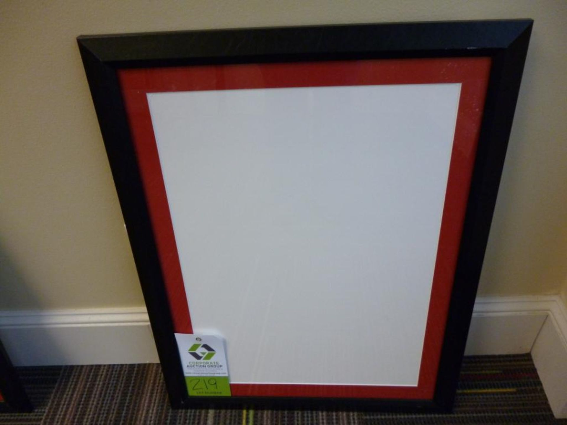 Lot 3219 - Artist: size: 20 1/2 x 26 Notes: Frame