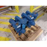 Pompetravaini 3 in vacuum pump, model TRVA 66-4501C/GH, ser. no W6121 [1st Flr Main Shipping Area]