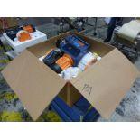 Prominent-Sigma fluid metering pump, model 53CBH040830PVTS100US010SDEN, ser. no 2016054510 [1st