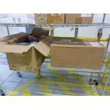 (2) Allan Bradley Power Flex variable frequency drive, 50 hp [1st Flr Main Shipping Area]