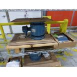 Rosemount 8 in magnetic flow meter, max process pressure 100 degree F - 38 degree C, max voltage