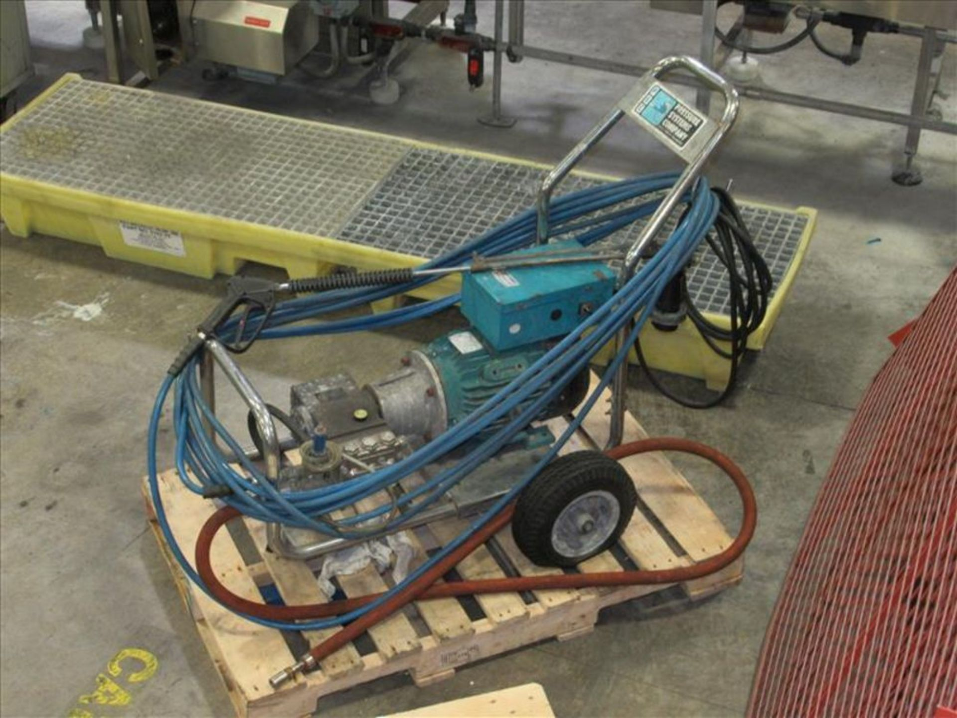 Lot 976 - PSC pressure washer [ACC Packaging CIP System ACC Pack]