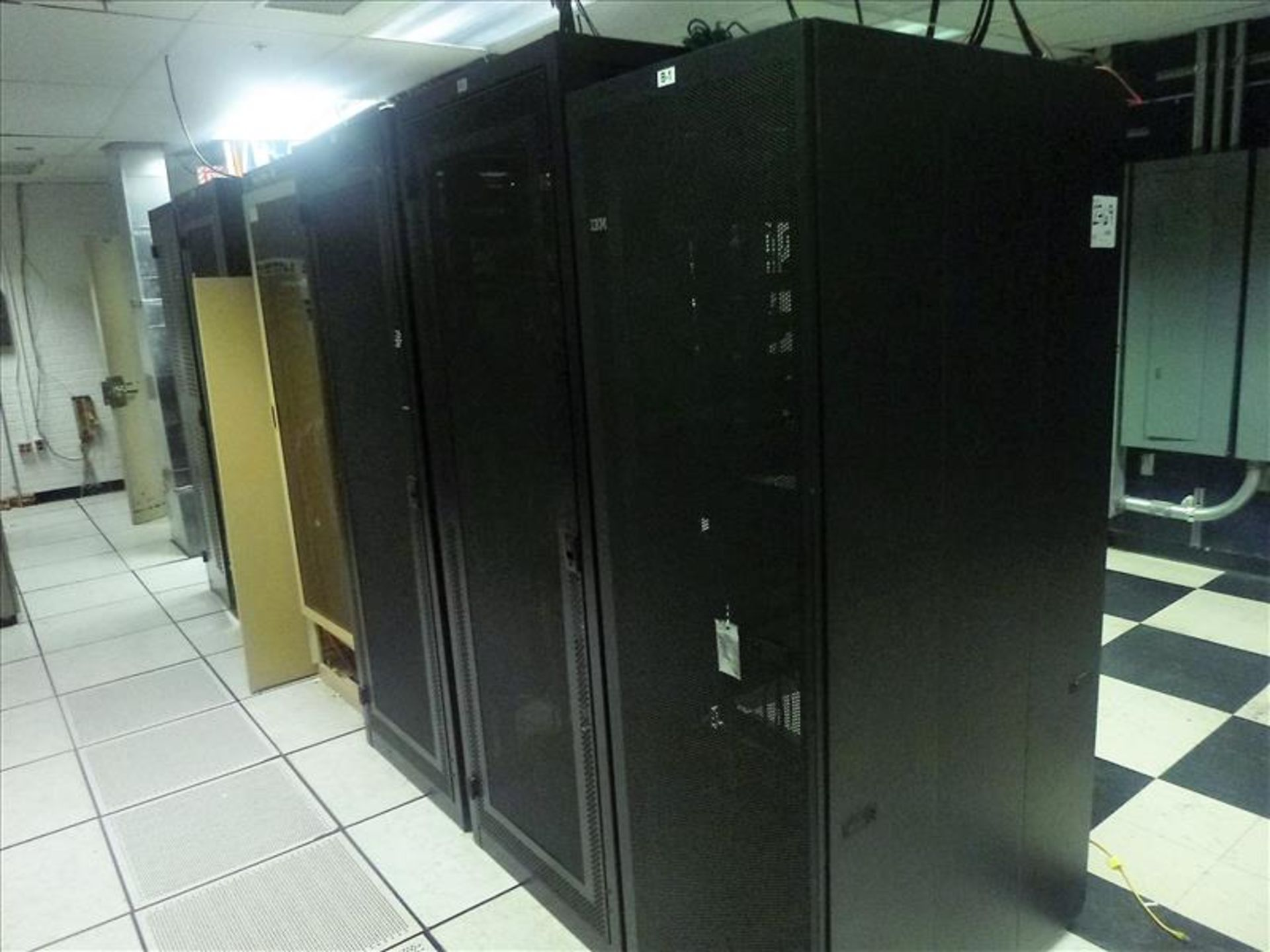 Lot 2769 - (10) misc. server racks [1st Floor, Front Offices]
