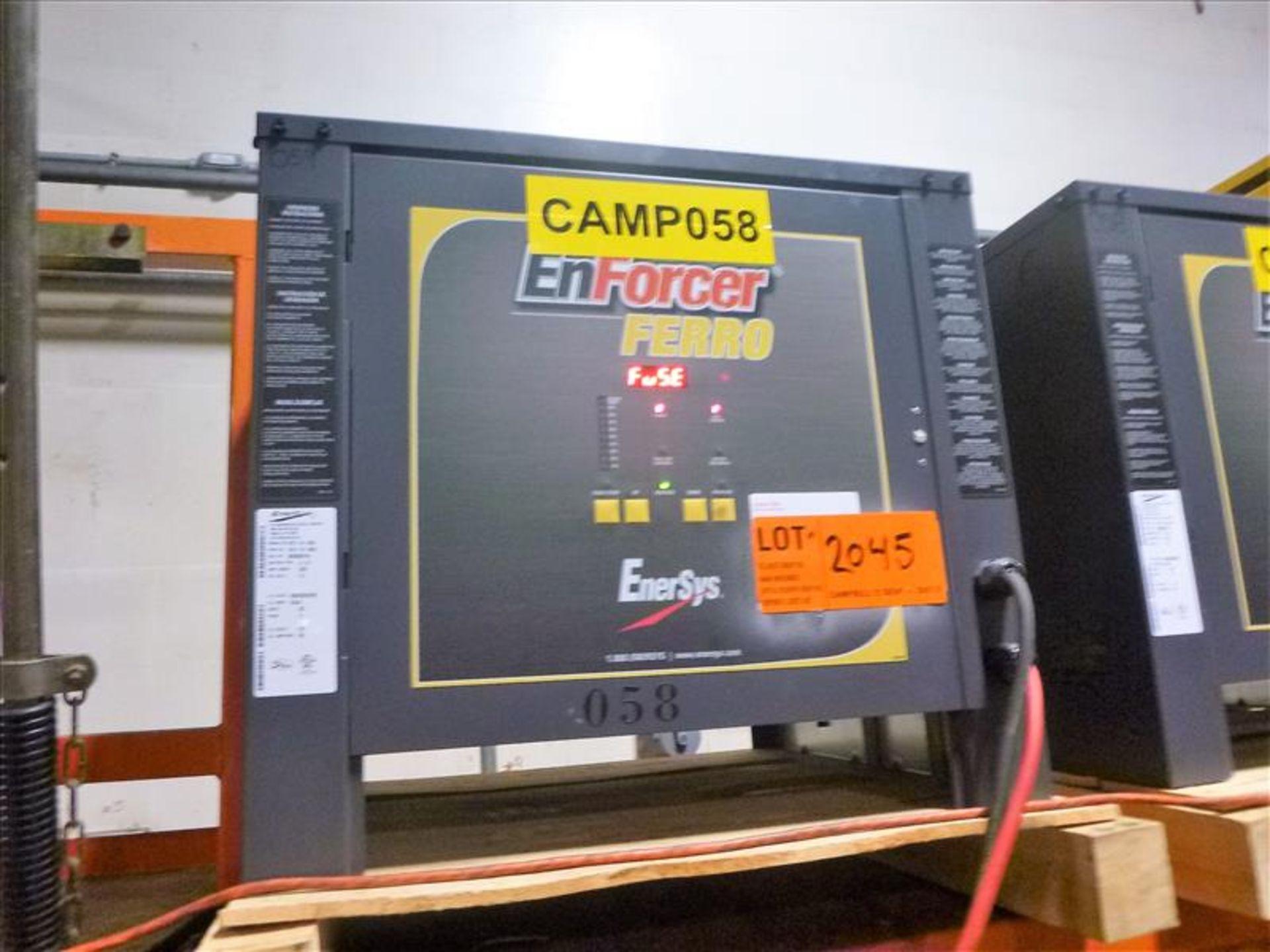Enforcer Ferro battery charger, 24V [Material Handling]