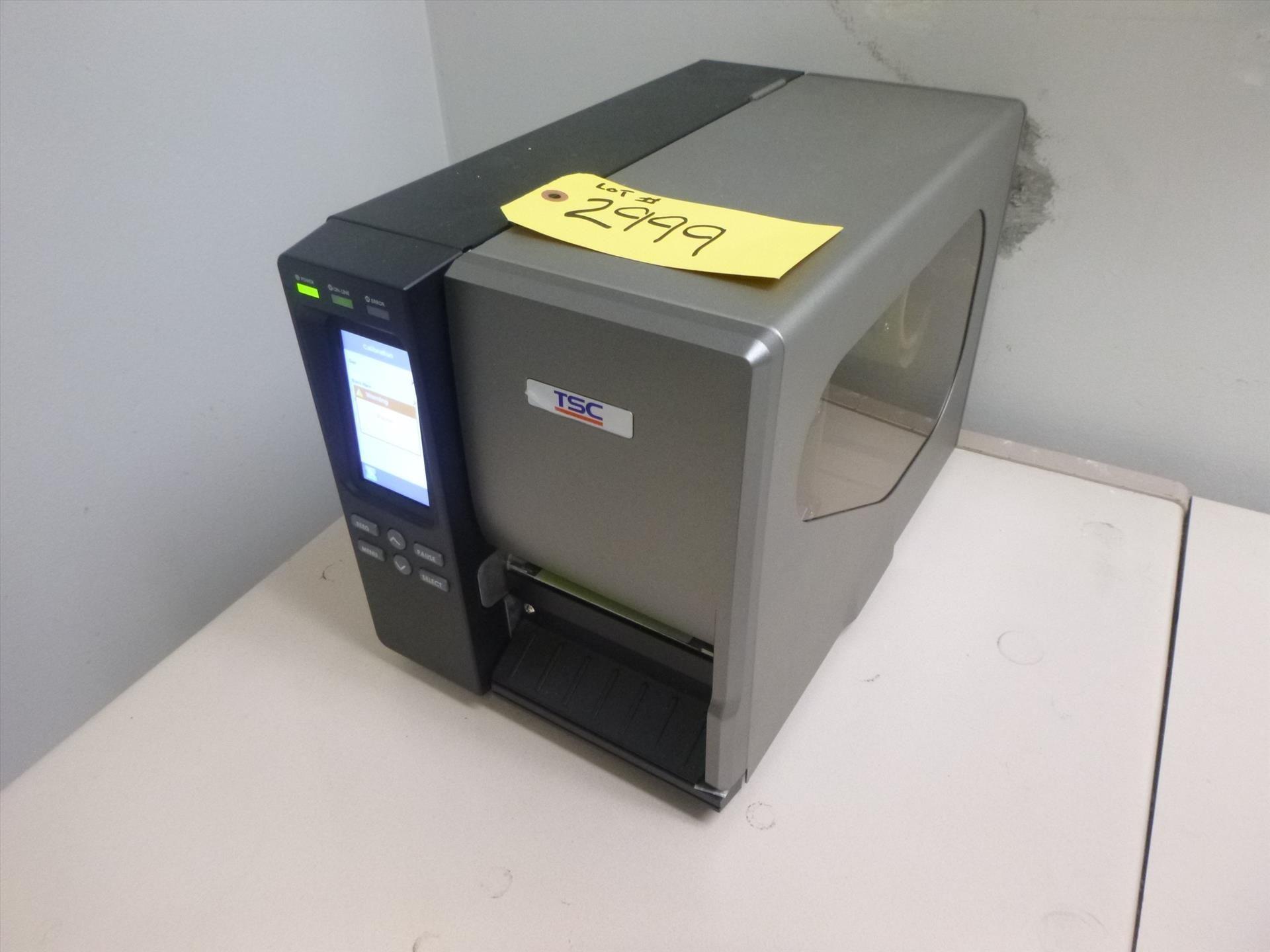 Lot 2999 - TSC label printer [2nd Floor]
