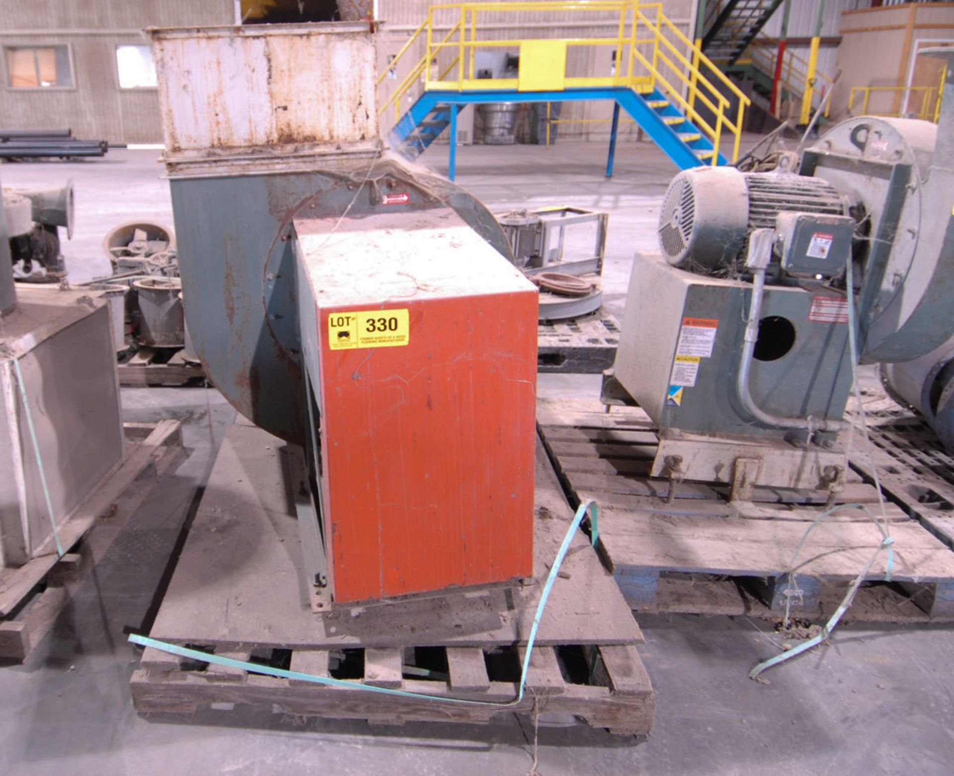 Lot 330 - BLOWER FAN