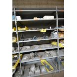 Lot 278 - LOT/ CONTENTS OF SHELF (BEARINGS AND SPROCKETS)