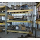 Lot 301 - LOT/ CONTENTS OF RACK (SURPLUS EQUIPMENT)