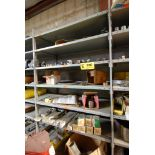 Lot 280 - LOT/ CONTENTS OF SHELF (SPARE PARTS)