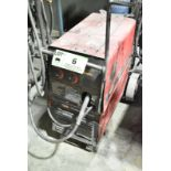 LINCOLN ELECTRIC POWERMIG 255 DIGITAL PORTABLE MIG WELDERS WITH CABLES AND GUN, 230-460-575V/3PH/