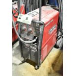 LINCOLN ELECTRIC POWERMIG 256 DIGITAL PORTABLE MIG WELDERS WITH CABLES AND GUN, 230-460-575V/3PH/