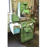"""BURDETT NO70 CONVENTIONAL SURFACE GRINDER WITH 6""""X18"""" MAGNETIC CHUCK, 12"""" WHEEL, INCREMENTAL DOWN"""