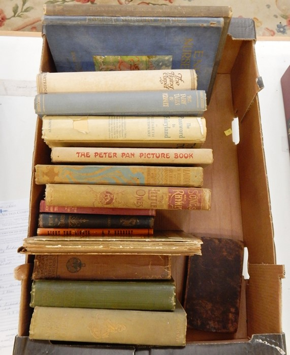 """Lot 44 - Various children's booksincluding:- Ransome, Arthur """"Aladdin and his Wonderful Lamp in Rhyme"""","""