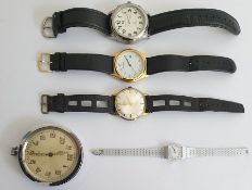 Collection of wristwatches, various, to include a Limit, Seiko, Sekonda, Timex, T&J and a Boots