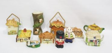 Collection of Cottage Ware including Price Kensington and Annie Rowe, together with other ceramics
