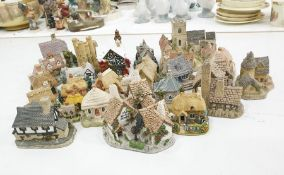 Large quantity of Lilliput Lane CottagesCondition ReportNone of the cottages have boxes.