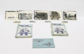 Quantity of Will's cigarette picture card albumsand a quantity of John Player & Sons albumsto
