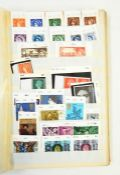 Box of mint and used GB stamps, 18 registered envelopes with mint GB, booklets GB PS envelopes,