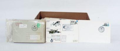 Quantity of RAF commemorative covers (1 box)