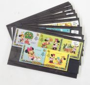 Five boxes of thematic stamps, fish through to aircraft ( 5 BOXES)