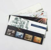 Very large quantity of mainly modern GB stamps, presentation packs and FDC's Large quantity of