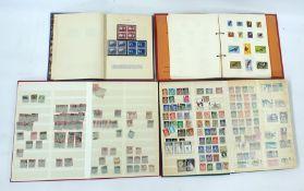 Albums and stock bookswith better British, commonwealth, Queen Victoria to Queen Elizabeth II,